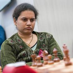 Chess: Koneru Humpy extends lead after win in eighth round of Cairns Cup