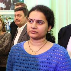 The mother of all comebacks: Twitter celebrates Humpy's Women's World Rapid Championship title
