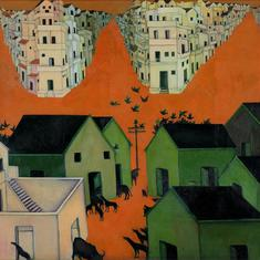 The Art of Resistance: Gulammohammed Sheikh's 'Speechless City' is about refusing to look away