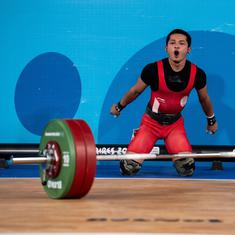 Weightlifting: Youth Olympic Games champion Lalrinnunga eyes Olympic spot after good show in 2019