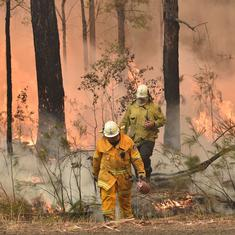 Australia: At least seven dead, two missing as bushfires ravage parts of New South Wales