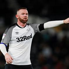 Solskjaer says Rooney will look to prove a point against Manchester United in FA Cup tie with Derby