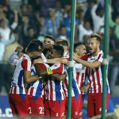 ISL: ATK survive second-half rally from Mumbai City FC to claim victory, go top of the table