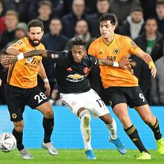 FA Cup wrap: Manchester United held to goalless draw by Wolves; City thump Port Vale