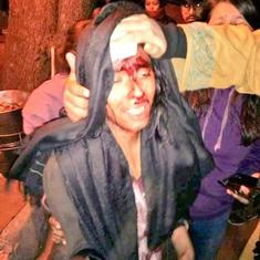 Watch: Horrifying violence in Delhi's Jawaharlal Nehru University as masked mob attacks campus