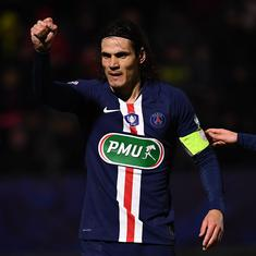 Edinson Cavani's father says there's a 'strong chance' his son will join Atletico Madrid from PSG