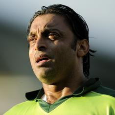 I went looking for Harbhajan Singh to fight with him after the 2010 Asia Cup game: Shoaib Akhtar