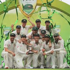 Third Test: Labuschagne, Lyon star as Australia complete whitewash against New Zealand