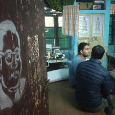 JNU: How a visually impaired Sanskrit scholar was attacked by a mob