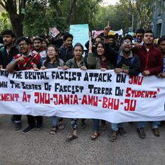 Left is behind JNU violence, claim BJP leaders after police name 9 students for attacks at hostel