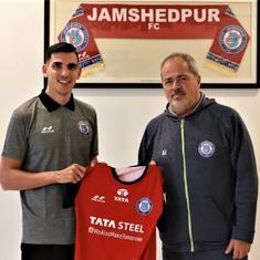 ISL: Jamshedpur FC sign Spanish forward David Grande for the remainder of the season
