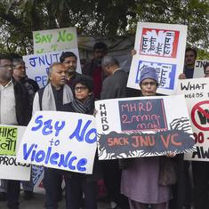 JNU violence: Professor quits Centre's panel to review economic data