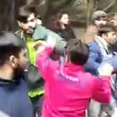 Fact check: Is this JNU attacker from the Left, as claimed by state-controlled Prasar Bharti?