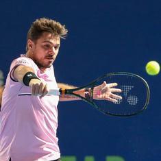 Tennis: Top seed Stan Wawrinka starts season with straight-sets win at Qatar Open