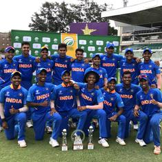 U19 world cup: Holders India start favourites against Sri Lanka in opening match of the campaign