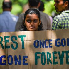 The national policy that governs India's forests has not been updated since 1988
