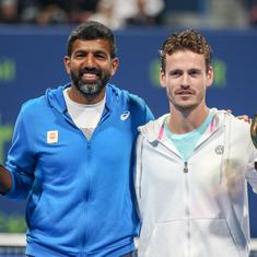 Indian tennis: Bopanna starts season with doubles title at Qatar Open, Raina out in Bendigo semis