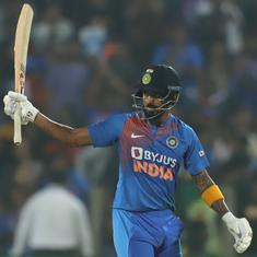 Rahul top-ranked Indian batsman at sixth, Saini jumps 146 places among bowlers in ICC T20I rankings