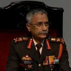 सियाचिन में तैनात जवानों को साजोसामान की कमी पर सेना प्रमुख के जवाब सहित आज के बड़े बयान