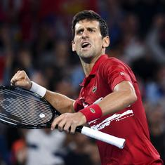 ATP Cup: Inspirational Novak Djokovic beats Rafael Nadal, wins doubles tie as Serbia clinch title