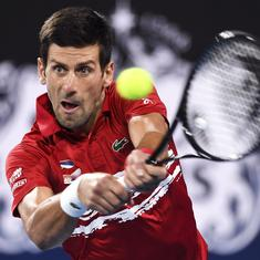Tennis: Hygiene restrictions announced for upcoming US Open extreme, says world No 1 Novak Djokovic