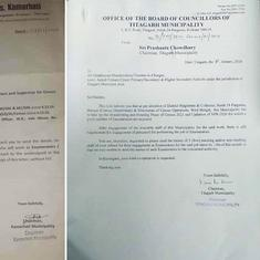 Two municipalities in Bengal issue NPR orders – then hurriedly cancel them after outcry