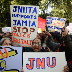 JNU violence: Summon WhatsApp group members, seize their phones, Delhi High Court tells police