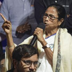Centre asks West Bengal to relieve three IPS officers immediately, Mamata Banerjee criticises order