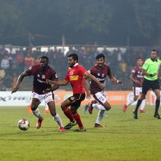 I-League wrap: East Bengal stunned at home, Mohun Bagan's super sub Subha Ghosh and more
