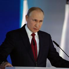 The turbulent years after Soviet collapse paved the way for Vladimir Putin's Russia