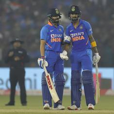 ICC T20 Rankings: KL Rahul retains second place in batting charts, Virat Kohli at ninth