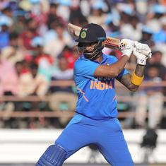 Enjoying every responsibility thrown at me: KL Rahul on playing as wicketkeeper-batsman for India