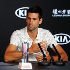 It's not a sustainable model: Novak Djokovic calls for ATP and Davis Cups to merge