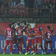 ISL: Jamshedpur come from behind twice to sink ten-man Kerala Blasters in dramatic fashion