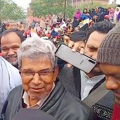 Lucknow lawyer walks straight out of jail to join protest: 'The women have taken up the challenge'
