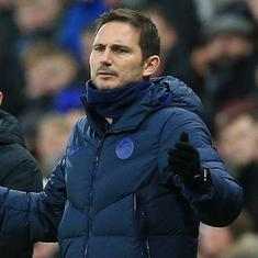 Bayern outclassed us in every department: Lampard concerned by Chelsea's fall from grace in Europe