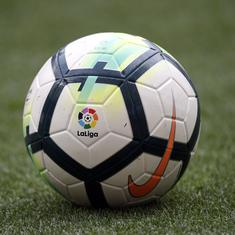 Coronavirus: Top 2 divisions of Spanish football suspended for two weeks, Real Madrid in quarantine