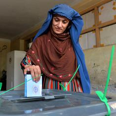 Afghanistan voted in September but the final results are still not out. What's happening?
