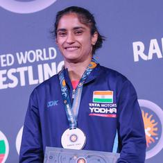 Wrestling: Vinesh Phogat, Bajrang Punia won golds in Rome but the medals had a very different feel