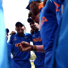 U19 World Cup, India vs New Zealand as it happened: Bishnoi stars again as India top group A