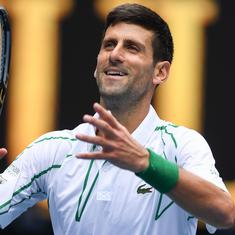 Aus Open, day 3 men's roundup: Djokovic cruises; Berretini, Dimitrov stunned in five-setters