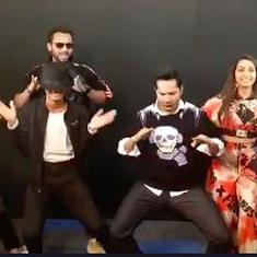 Watch: Varun Dhawan picks emerging TikTok sensation 'Baba Jackson' to dance with him