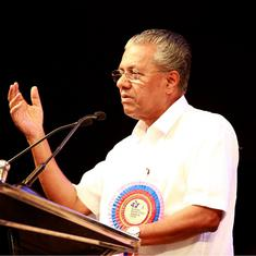Kerala polls: Some Union ministers are breaking Model Code of Conduct, Pinarayi Vijayan writes to EC