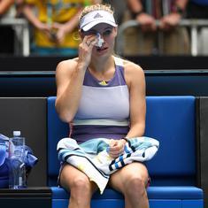Thanks for the memories: Twitter salutes Caroline Wozniacki as she ends career at Australian Open