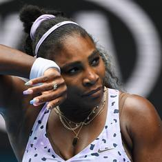 Watch: Will definitely be training tomorrow, says Serena Williams after shock exit from Aus Open