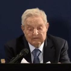 'Most frightening setback': Billionaire George Soros's views on Narendra Modi's leadership
