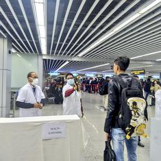Coronavirus: Kolkata airport dismisses reports claiming it detected two positive cases