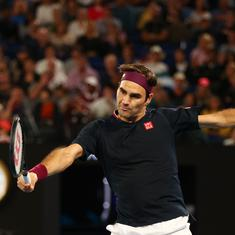 Australian Open: Found it extremely difficult throughout the match, says Federer after epic win