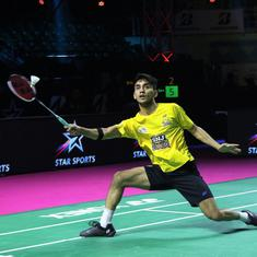 PBL: Lakshya Sen stars as Chennai defeat defending champs Benagluru to finish home leg unbeaten