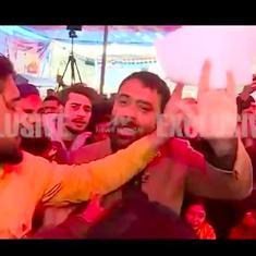 Watch: Journalist Deepak Chaurasia alleges assault at Delhi's Shaheen Bagh protest site